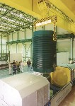 Container Castor for storage of spent nuclear fuel at NPP Dukovany